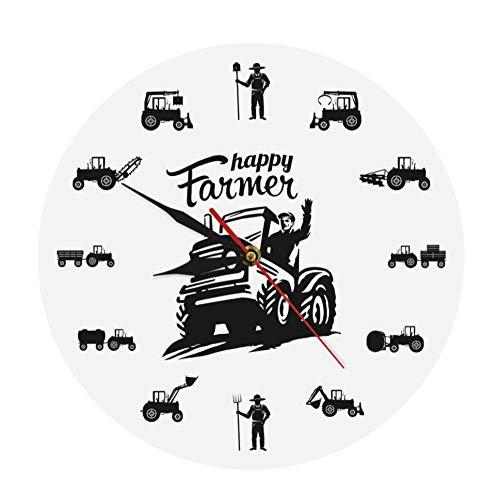 QAZQAZ Happy Farmers Máquinas Agrícolas Tractores Moderno