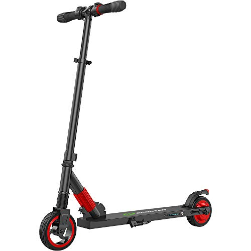 M MEGAWHEELS Scooter electrico-Patinete electrico Adulto y niño, Ajustable la...