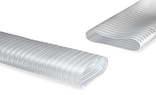 Vibrationsfester Siebmaschinenschlauch, Durchmesser 50 mm, 2 m, 33500500000-0000000200
