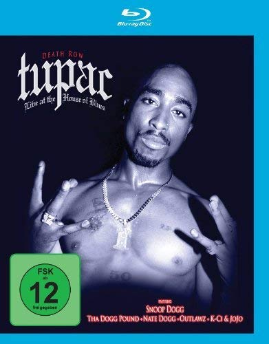 Tupac - Live at the House of Blues [Blu-ray]