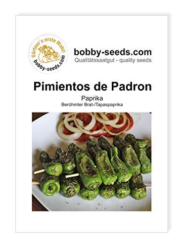 Pimientos de Padron Paprikasamen von Bobby-Seeds Portion