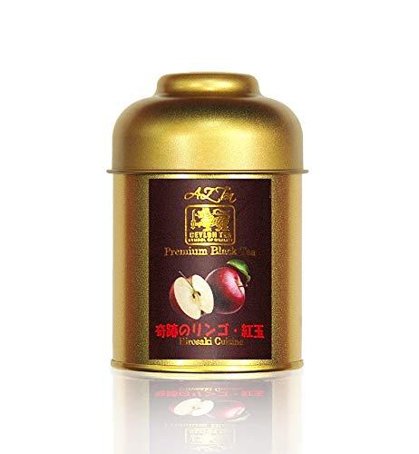AZ Tea プレミアムアップルティー 奇跡のリンゴ / 紅玉(茶葉)無農薬・カフェインレス
