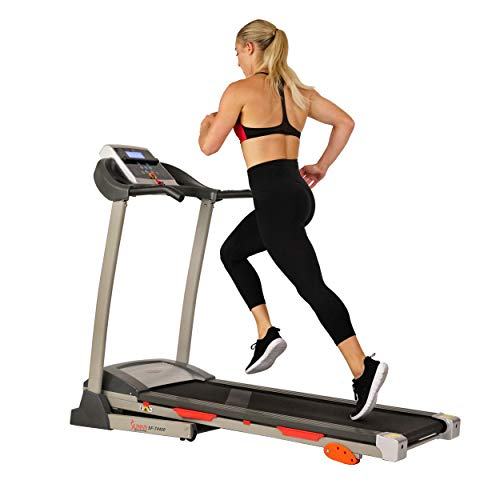 Sunny Health & Fitness Treadmill...