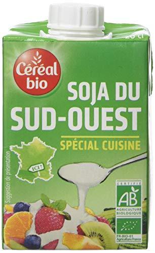 Céréal Bio Soja Cuisine 3 x 20 cl