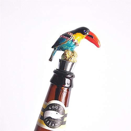 Weinstopfen für Flaschen mit geöffnetem Wein Wiederverwendbarer Flaschenverschluss Beer Sealer Champagne Collection