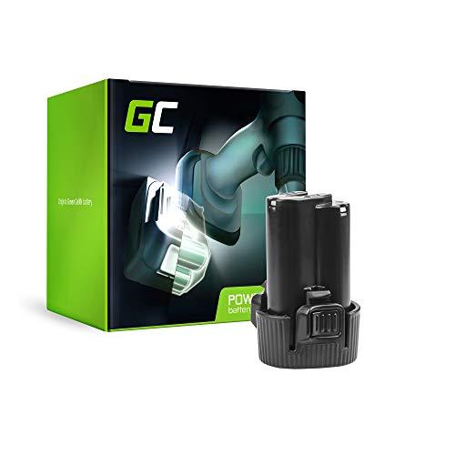 GC® (2.5Ah 10.8V Li-Ion Panasonic Zellen) BL1013 BL1014 Akku für Makita DA331 DF030 DF030DWE DF330 DF330DWE DF330DWJ HP330DWE HS300DW JV100DZ RJ01W TD090 UH200DZ DMR106 194550-6 194551-4 195332-9