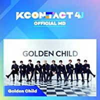 KCON:TACT 4 U OFFICIAL MD [ AR & BEHIND PHOTO SET ] 公式 グッズ (GOLDEN CHILD)