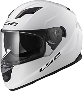 comprar comparacion LS2 Casco de moto STREAM EVO Blanco, Blanco, S