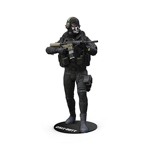 McFarlane 10401 - Figura Ghost Call of Duty, Multicolor [Edizione: Spagna]
