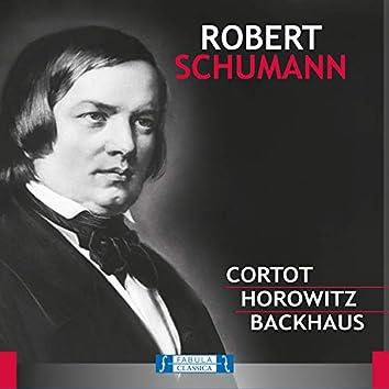 Robert Schumann: Cortot, Horowitz, Backhaus