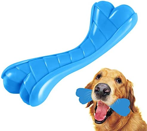FURTOM Dog Toys for Aggressive Chewers Lifetime Replacement Guarantee Dog Chew Toy Interactive product image