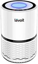 LEVOIT Air Purifier for Home, H13 True HEPA Filter for Smokers, Smoke, Dust, Mold, and Pollen in Bedroom, Filtration System Odor Eliminators for Office with Optional Night Light, 1 pack, White