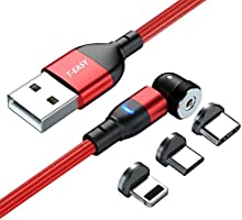 T-Easy Magnetic USB Charging Cable