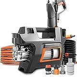 CRZJ Nettoyeur Haute Pression, 220V ménage Machine à Laver Automatique Lave-Auto Pistolet à Eau Lave-Auto Pistolet à Eau