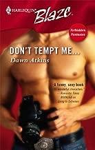Don't Tempt Me... (Forbidden Fantasies)