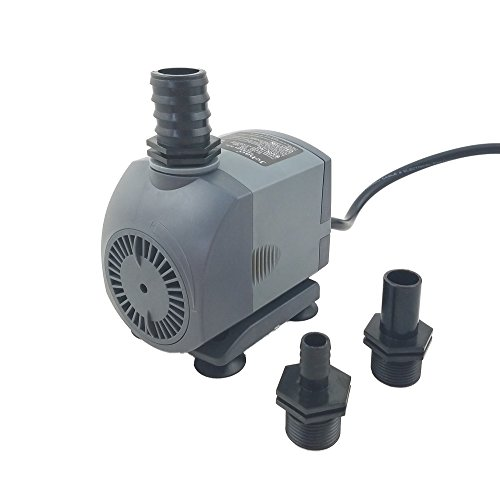 Jebao FA-1000 FA Series Submersible Fountain Pump, 260GPH
