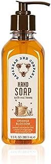 Orange Blossom Honey Hand Soap by Savannah Bee Company - 9.5 Ounce