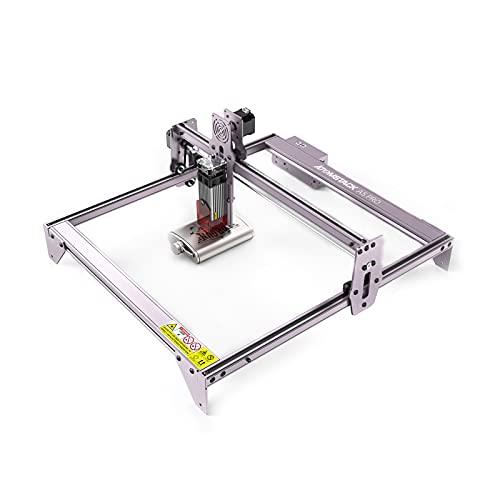 A5 PRO 40W Incisore Laser CNC Desktop Macchina da Taglio per Incisione Laser Fai-da-Te con Area di Incisione 410x400 Compressione Spot Protezione degli Occhi Laser a Fuoco Fisso