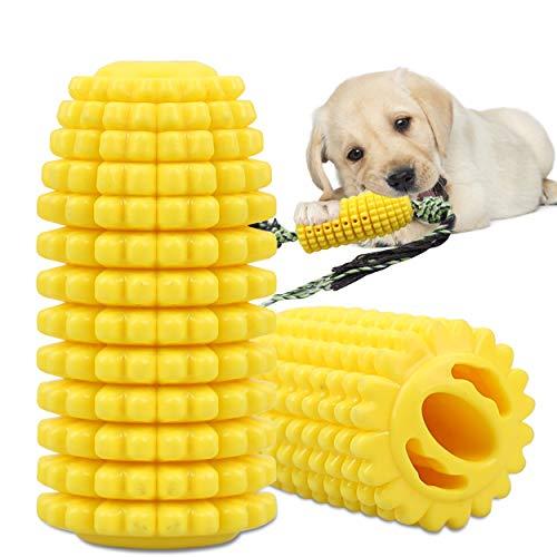 Juguete Masticable para Perros Shinmax,Cepillo de Dientes para Limpieza de Dientes,Juguete Masticable con Cuerda para Perros Grandes,Pequeños y Medianos,Cepillado Dental,Higiene bucal para Mascotas