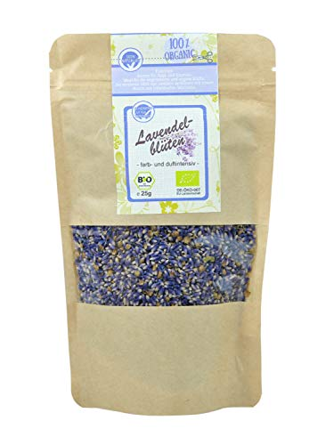 direct&friendly Bio Lavendelblüten la...