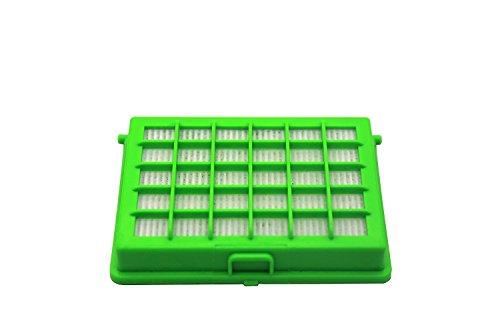 Filtre HEPA pour les Aspirateurs ROWENTA Compacteo Ergo RO5295EA (Alternative à ZR004501) Produit Authentique de Green Label