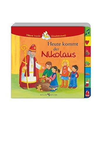 Heute kommt der Nikolaus (Pappbilderbücher)
