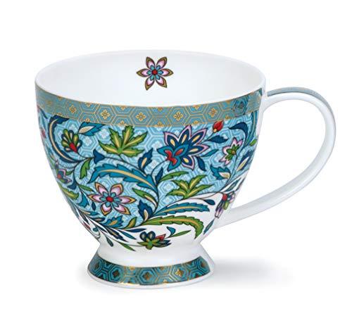 Dunoon Skye Tasse aus feinem Porzellan, hergestellt in England, Knochenporzellan, Shangri-la