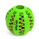 Idepet Dog Toy Ball, Nontoxic Bite Resistant Toy Ball for...