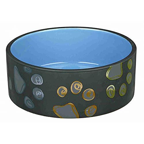 Trixie 24776 Keramiknapf Jimmy, 1,5 l/ø 20 cm, farblich sortiert