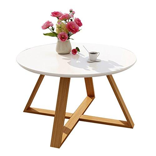 GYY Couchtisch Stilvolle Sofa Beistelltisch/Couchtisch Personalisierte Rund Steintisch Büro Magazine Table/Teetisch Stilvoll Und Haltbar Durable (Color : Black, Size : 70X45CM)