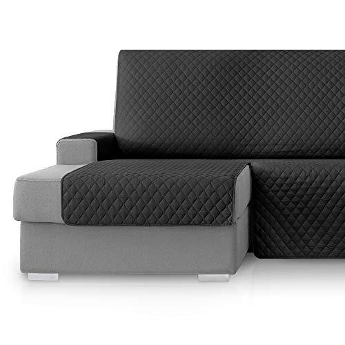 Vipalia Funda Cubre sofa chaise longue Rombos. Protector para sofas Chaise longue acolchado izquierdo. Fundas para sofa...