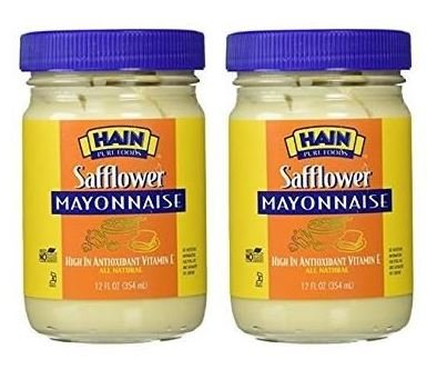 Hain Regular Safflower Mayonnaise 12 2 Pack OFFicial store of gift ounces