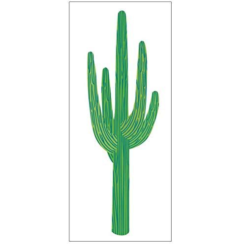 Garneck Cactus Muursticker Waterdichte Lijm Muurdecoratie Behang Stickers voor Thuis Kwekerij Closet Slaapkamer
