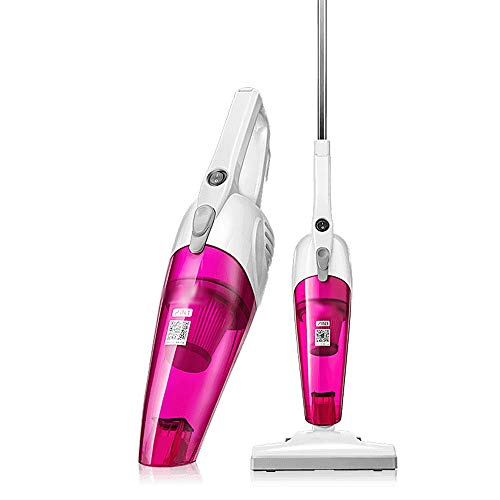 Purchase JUFU Vacuum Cleaner - Pink Hand-held Putter Dual-use Small Vacuum Multi-Purpose Vacuum Clea...