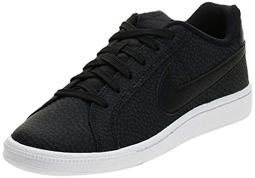 Scopri offerta per Nike Wmns Court Royale PREM1, Scarpe da Tennis Donna, Black/Black/off Noir/White, 38 EU