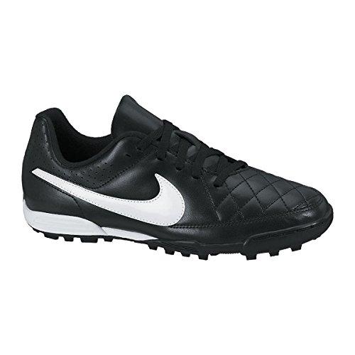 Nike Schuhe Kinder Jr Tiempo Rio ii TF Black/White, Größe 6Y