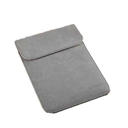 MARIAH(マリア) スリーブケース macbook pro/air 13用 マグネット開閉 超薄型・軽量・防水 スウェード素材 ...