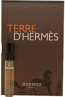 Hermes Terre D'Hermes Eau de Toilette Spray Vial On Card