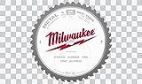 Milwaukee 45242134465 Lame de Scies Circulaires pour le Métal, Gris