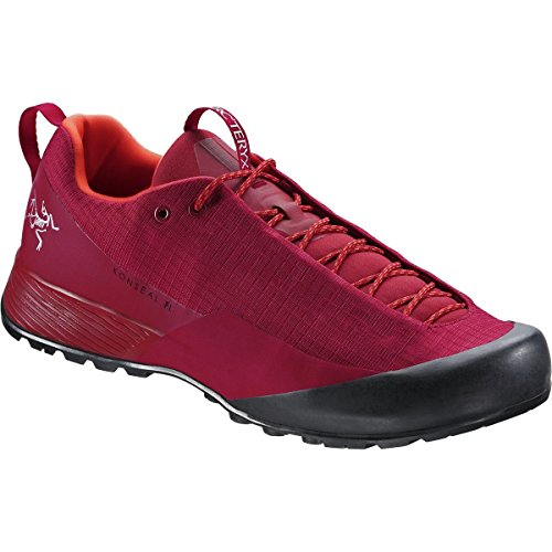 Arc´teryx, Chaussures Basses pour Homme - Rouge - Red Beach/Safety, 41