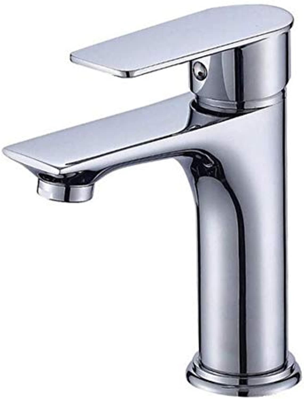 Faucet Lead-Free Square Innovationfaucet Washbasin Table Basin Single Hole Short Faucet