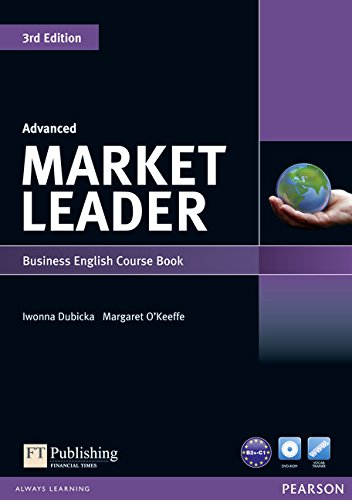 Market Leader 3rd Edition Advanced Coursebook & DVD-Rom Pack (3rd Edition)