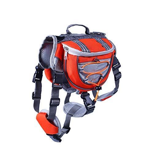 Sprokert - Zaino per cani regolabile, trekking e campeggio, con maniglia, ideale per sollevare cani, viaggi, accessori per animali domestici e Disney sport all'aria aperta, trasportino,