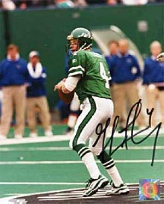 Glen Foley Autographed 8x10 Photo  Autographed NFL Photos