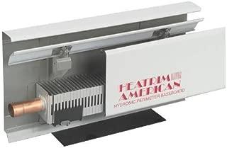 Sterling Heatrim Baseboard R-750-A4 Hydronic Heater 4'