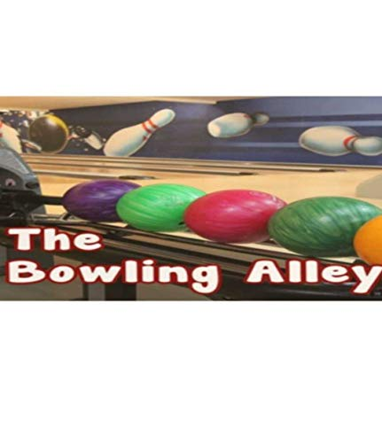 The Bowling Alley: Recommended for classic children s picture books (English Edition)