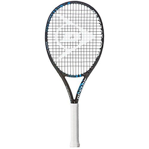 Dunlop Tennisschläger Force 98 Tour, Schwarz/Blau, Griffstärke 3