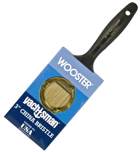 Wooster Z1120-3 Paintbrush, 3-Inch