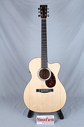 Martin Performing Artist Series OMCPA4 Orchestra Model Acoustic-Electric Guitar Level 2 Natural 888365950532