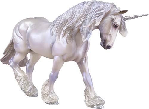 Breyer Traditional Series Xavier Unicorn | Model Horse Toy | 15' x 8.5' | 1:9...